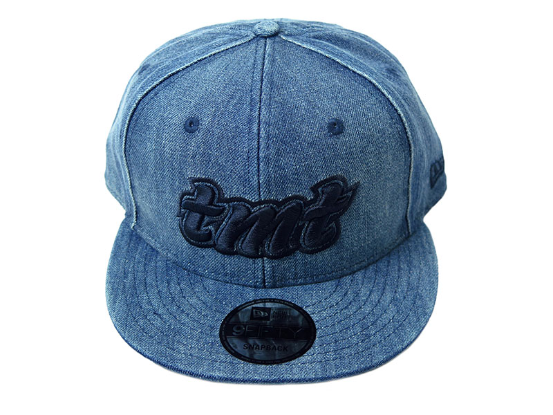 [TMT×NEW ERA]950 DENIM CAP (tmt)(TAC-S18NE01)