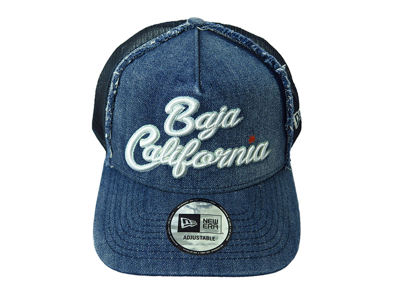 [TMT×NEW ERA]940 DENIM MESH CAP(Baja Califolia)(TAC-S18NE02)