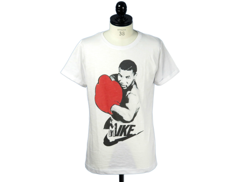 TSHIRT MAN(MIKE RED)