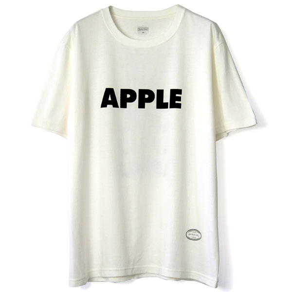 APPLE/WHITE(TTT-486)